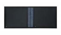 Der SolarBlue-Box Fresh 3.1 geeignet für ca. 50qm Wohnfläche inkl. Fassadenmontageset
